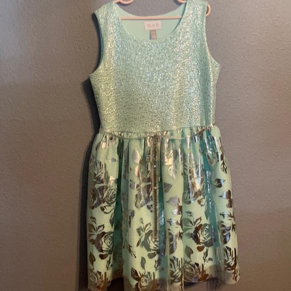 Girls dress size 10/12